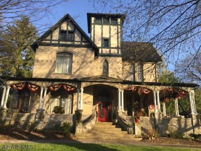 Roaring Spring Single Family Home For Sale: 715 Spang Street