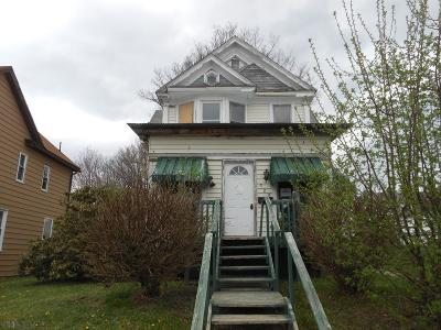 Cresson, Lilly Single Family Home For Sale: 323 Powell Ave