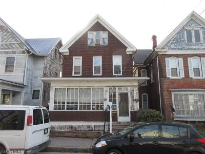 Multi Family Home Sold: 1056 Lincoln Avenue