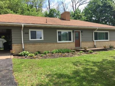 Altoona Single Family Home For Sale: 200 57th Street