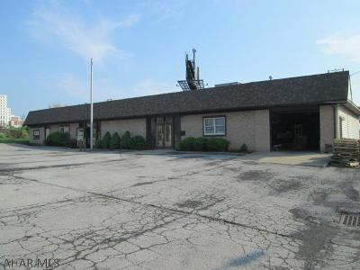 Altoona Commercial For Sale: 711 9th Avenue
