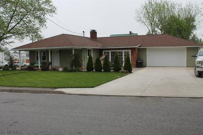 Blair County Single Family Home For Sale: 200 W Julian Street