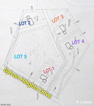 Residential Lots & Land For Sale: 3532 Sylvan Heights Drive Lot 4 #Lot 4