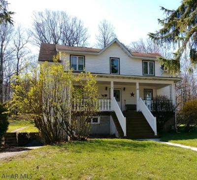 Cresson, Lilly Single Family Home For Sale: 1215 3rd Street