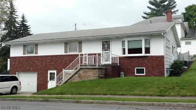 Altoona Single Family Home For Sale: 417-421 N 10th Ave