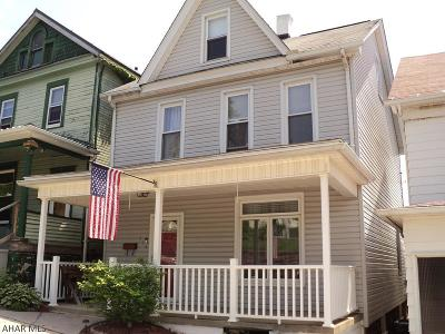 Blair County Single Family Home For Sale: 329 Pine Ave