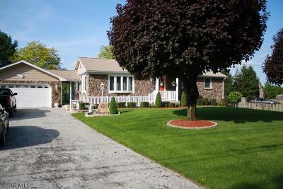 Hollidaysburg, Duncansville Single Family Home For Sale: 1230 Foot Of Ten Road