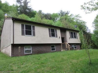 Six Mile Run PA Single Family Home For Sale: $70,000