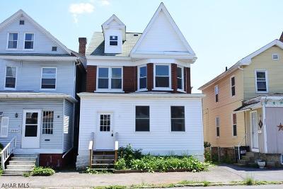 Altoona Single Family Home For Sale: 2521 Beale Ave