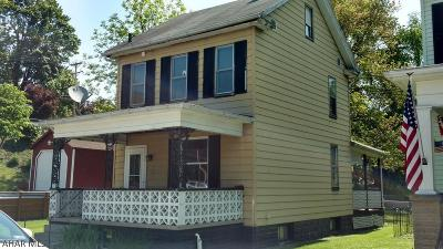 Bellwood Single Family Home For Sale: 427 S 1st Street