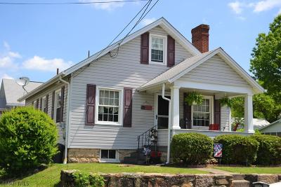 Altoona PA Single Family Home Sold: $109,000