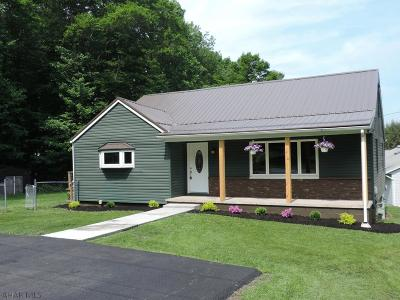 Cresson Single Family Home For Sale: 1020 4th Street