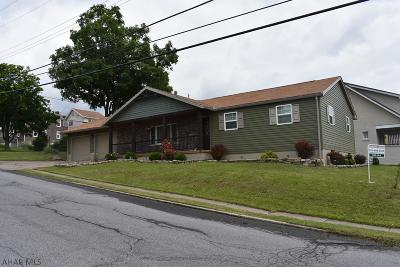 Altoona Single Family Home For Sale: 2600 4th St