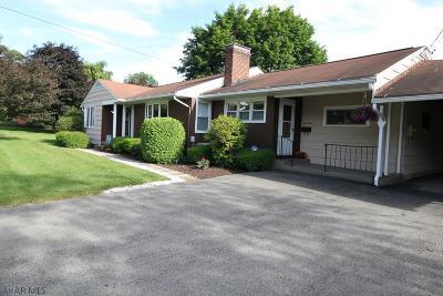 Martinsburg Single Family Home For Sale: 412 E Christiana Street