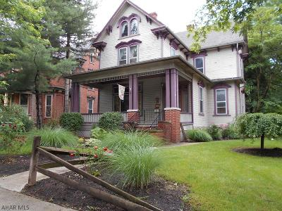 Hollidaysburg Single Family Home For Sale: 909 Allegheny Street
