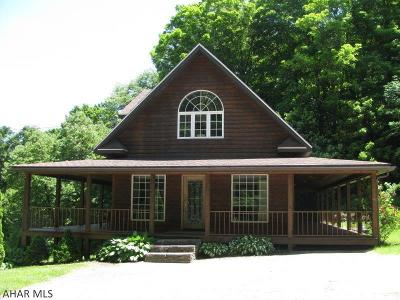 Blair County Single Family Home For Sale: 5183 Pemberton Rd