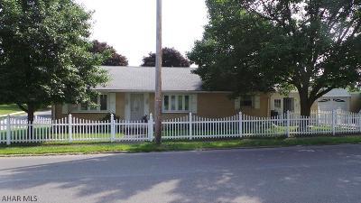 Altoona Single Family Home For Sale: 2316 13th Street
