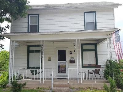Altoona PA Single Family Home For Sale: $74,900