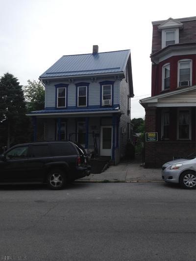 Altoona Single Family Home For Sale: 1814 5th Avenue