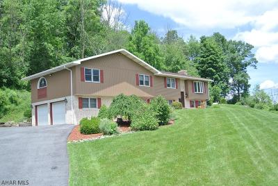 Altoona Single Family Home For Sale: 2782 E Pleasant Valley Blvd.