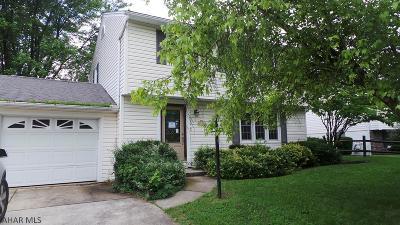Altoona Single Family Home For Sale: 2516-18 Bell Avenue
