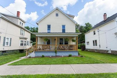 Tyrone Single Family Home For Sale: 470 Park Ave