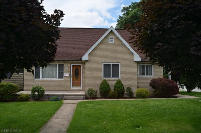 Altoona Single Family Home For Sale: 1424 Jackson Ave.