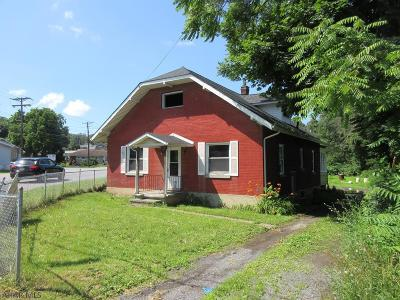 Altoona PA Single Family Home For Sale: $64,900