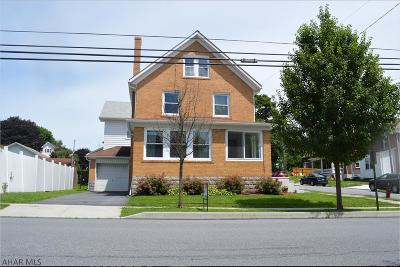 Ebensburg Single Family Home For Sale: 200 N Marian St