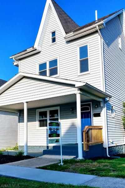 Single Family Home For Sale: 333 S 2nd St