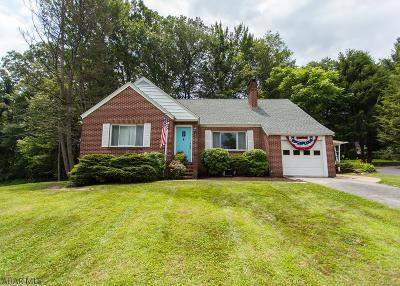 Tyrone Single Family Home For Sale: 907 Highland Drive