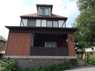 Altoona Single Family Home For Sale: 208-10 E 3rd Ave.