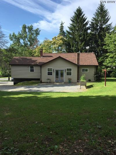 Ebensburg Single Family Home For Sale: 109 Lemon Drop Rd
