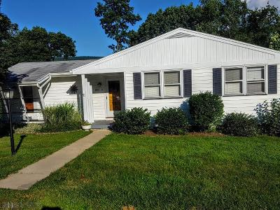 Altoona PA Single Family Home For Sale: $144,900