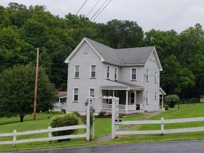 Hollidaysburg, Duncansville Single Family Home For Sale: 1681 Locke Mountain Road