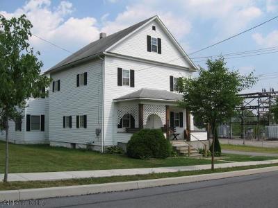 Ebensburg Single Family Home For Sale: 408 S Julian Street