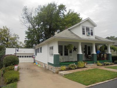 Ebensburg Single Family Home For Sale: 301 Woodland Ave