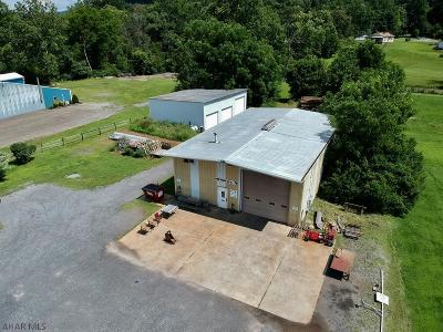 Commercial For Sale: 10321 Fairgrounds Rd