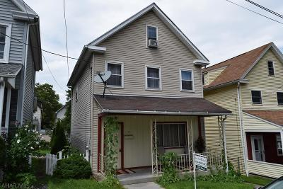 Hollidaysburg, Duncansville Single Family Home For Sale: 519 Spruce St