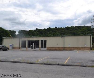 Williamsburg PA Commercial Sold: $250,000