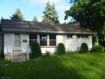 Altoona Single Family Home For Sale: 119 Wordsworth Ave