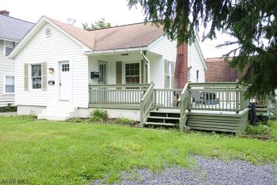 Altoona Single Family Home For Sale: 3433 Broad Ave