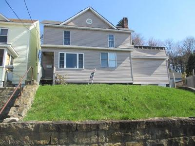 Patton PA Single Family Home For Sale: $9,500