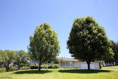 Single Family Home For Sale: 264 East Graceville Road