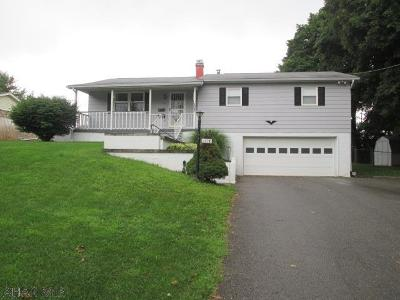 Altoona PA Single Family Home Sold: $159,900
