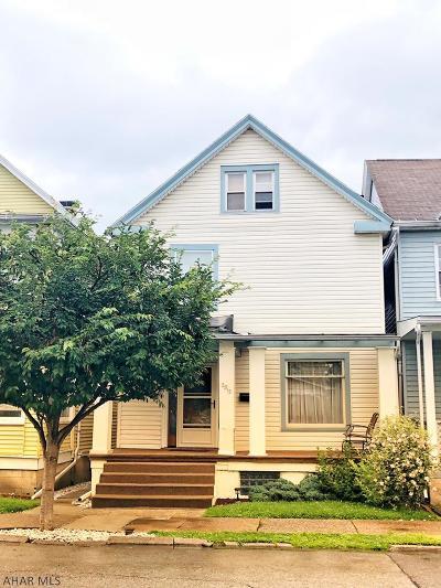 Altoona Single Family Home For Sale: 2812 W Chestnut Ave