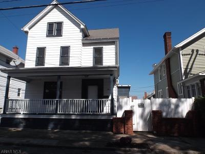 Altoona Single Family Home For Sale: 846-48 28th Street