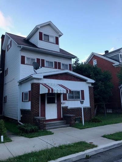 Altoona Single Family Home For Sale: 2911 Broad Avenue