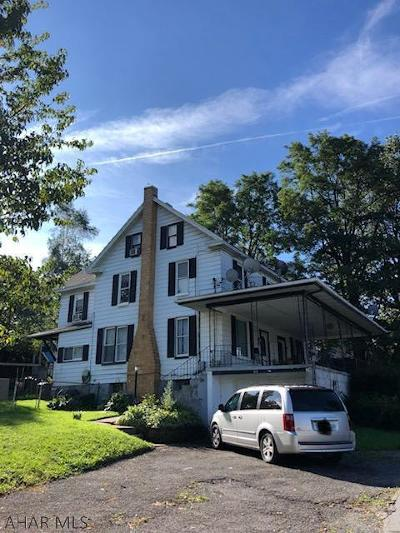 Cresson Multi Family Home For Sale: 610 7th Street