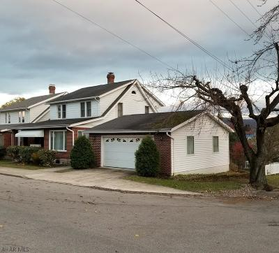 Altoona Single Family Home For Sale: 2211 15th Ave